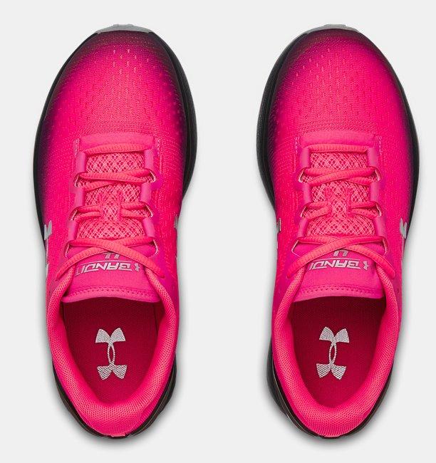 Girls Grade School UA Bandit 4 NG Running Shoes