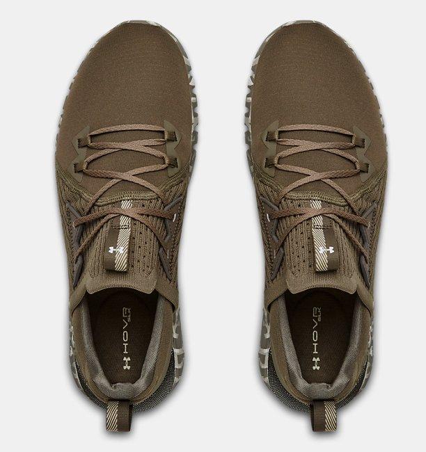 Mens UA HOVR™ SLK EVO Print Midsole Sportstyle Shoes