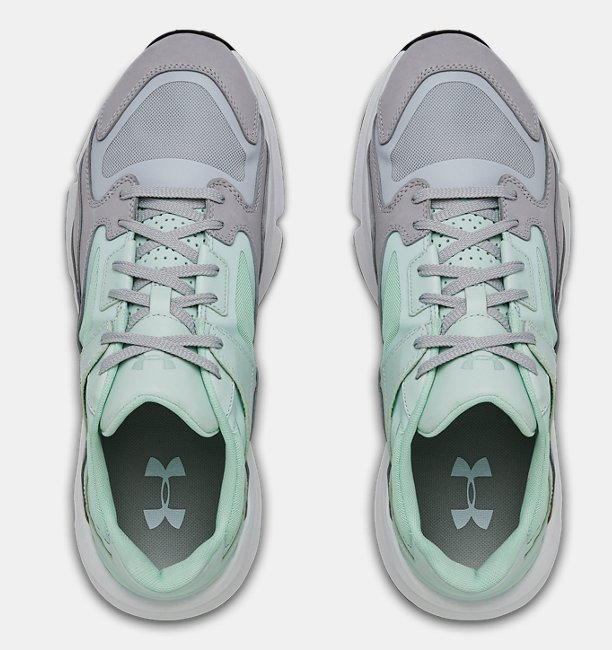 Unisex UA Forge 96 CLRBLK Sportstyle Shoes