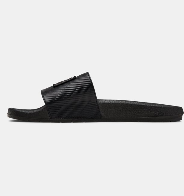 UA Core Remix Leather Slides
