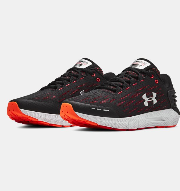 Mens UA Charged Rogue Wide 4E Running Shoes