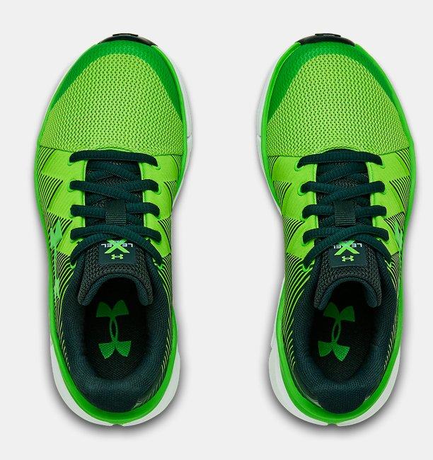 Boys Pre-School UA X Level Scramjet 2 Running Shoes