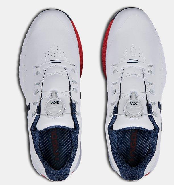 Mens UA HOVR™ Drive BOA™ Wide EE Golf Shoes