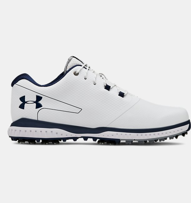 Mens UA Fade RST 2 Wide EE Golf Shoes