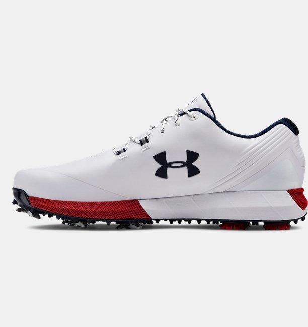 Mens UA HOVR™ Drive Wide E Golf Shoes