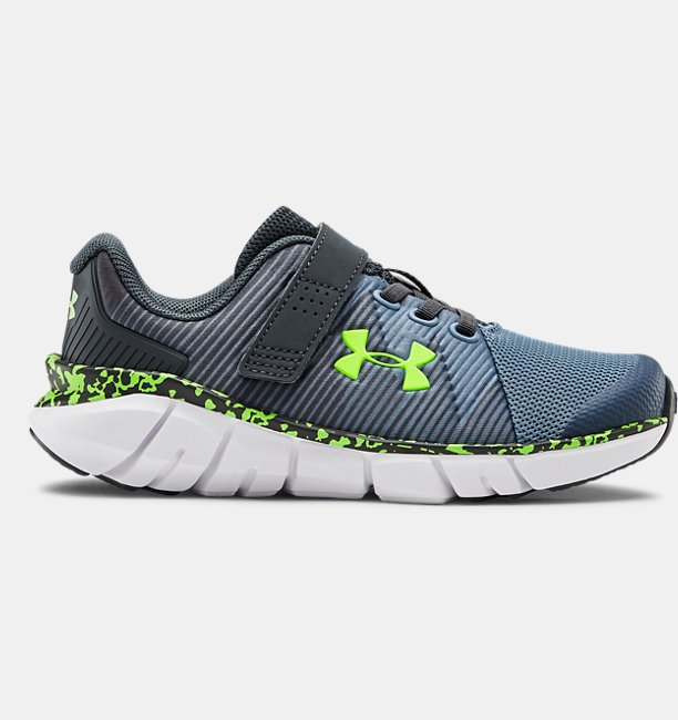 Boys Pre-School UA X Level Scramjet 2 AC Running Shoes