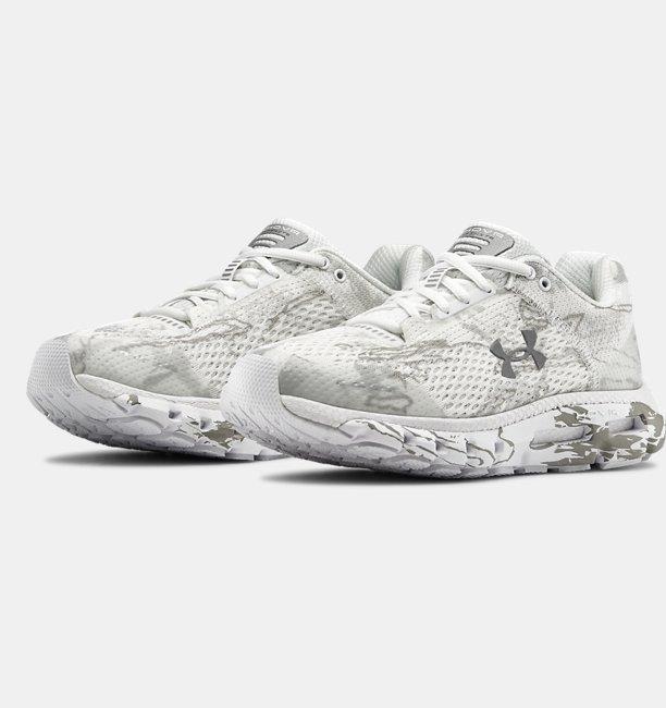 Womens UA HOVR™ Infinite Camo Running Shoes