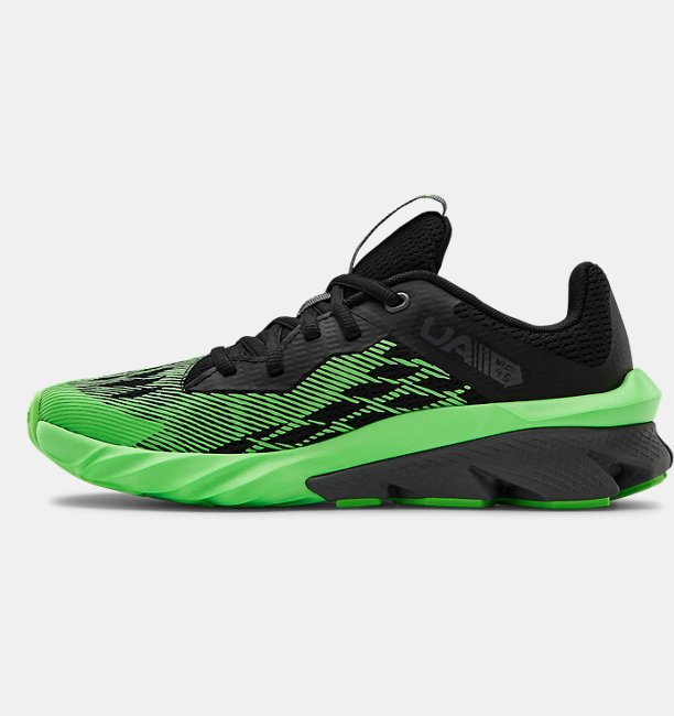 Boys Grade School UA Charged Scramjet 3 Running Shoes