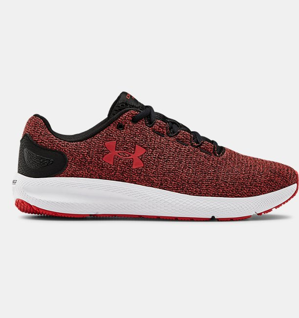 Mens UA Charged Pursuit 2 Twist Running Shoes