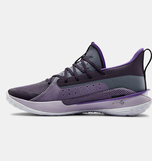 Unisex UA Curry 7 BAMAZING Basketball Shoes