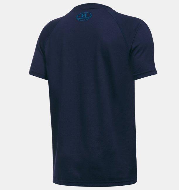 Camiseta UA Tech Big Logo - Infantil Masculina