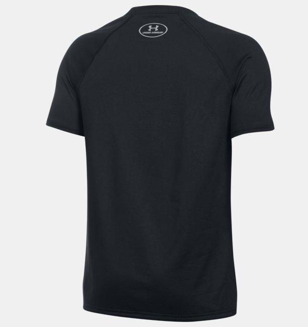 Boys' UA Locker Short Sleeve T-Shirt