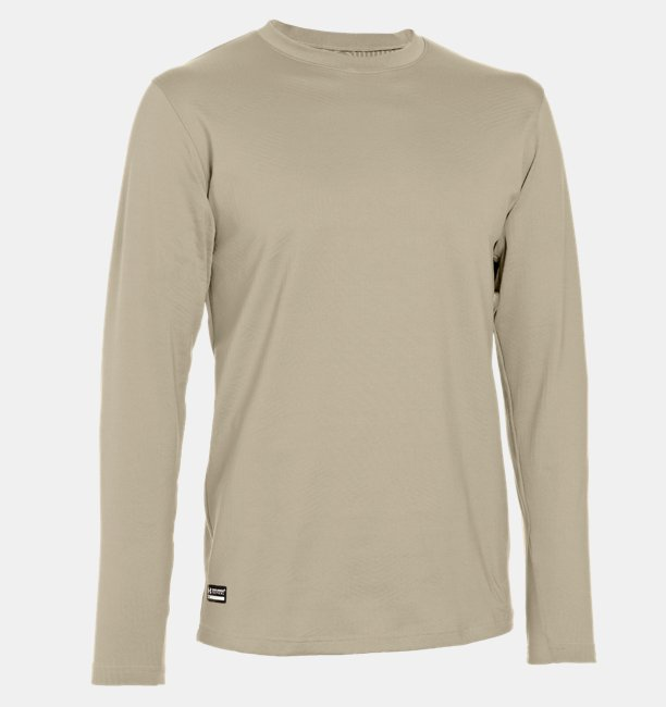 a82acd0f01926d Men's ColdGear® Infrared Tactical Fitted Crew | Under Armour UK