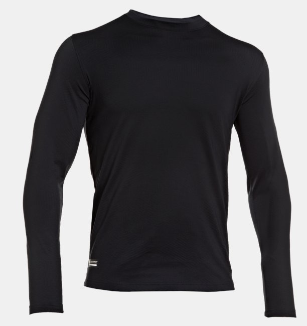 67391dd70ebcc8 Men's ColdGear® Infrared Tactical Fitted Crew | Under Armour AU
