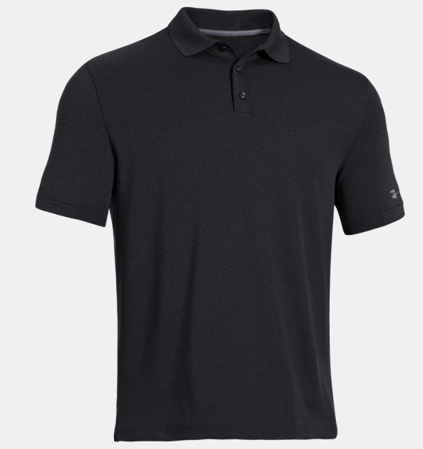 Camisa Polo UA Performance Medal Play Masculina
