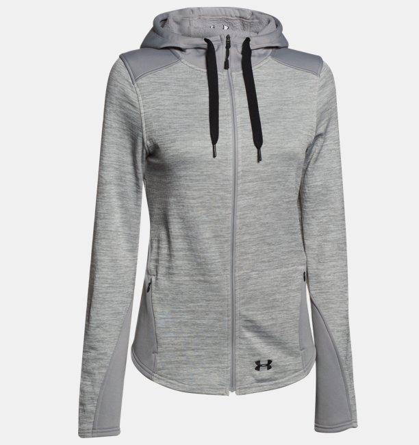 Womens UA Expanse Full Zip Hoodie