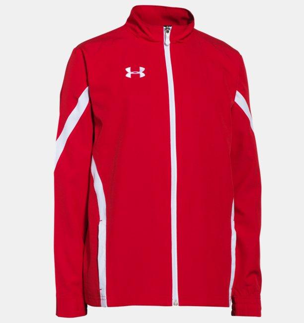 Boys UA Essential Warm-Up Jacket