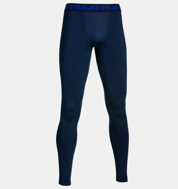 Mens ColdGear® Armour Compression Leggings