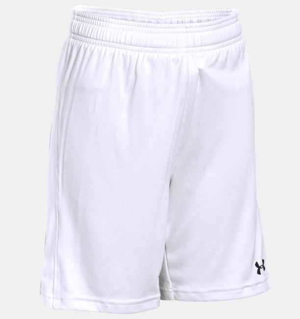 Boys' UA Re-Fixture Soccer Shorts