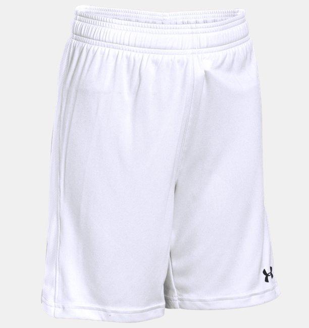 Boys UA Re-Fixture Soccer Shorts