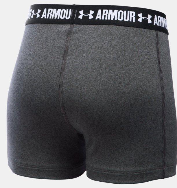 Shorts UA HeatGear® Armour 3 Infantil Feminino