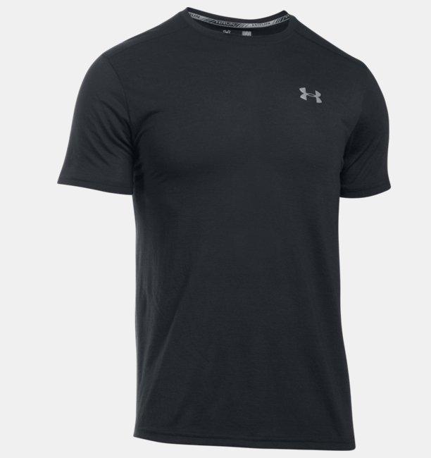 【アウトレット】UAスレッドボーン ストリーカーショートスリーブ(ランニング/Tシャツ/MEN)