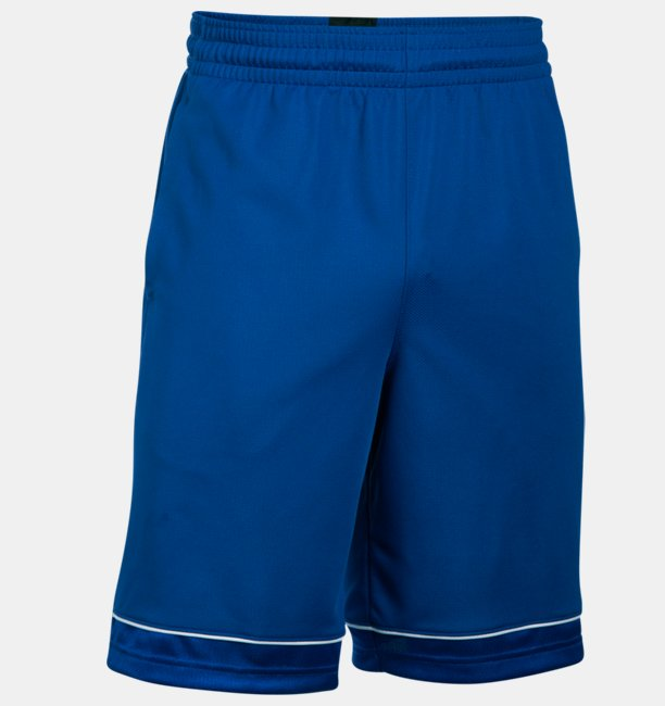 Mens UA Baseline Basketball Shorts