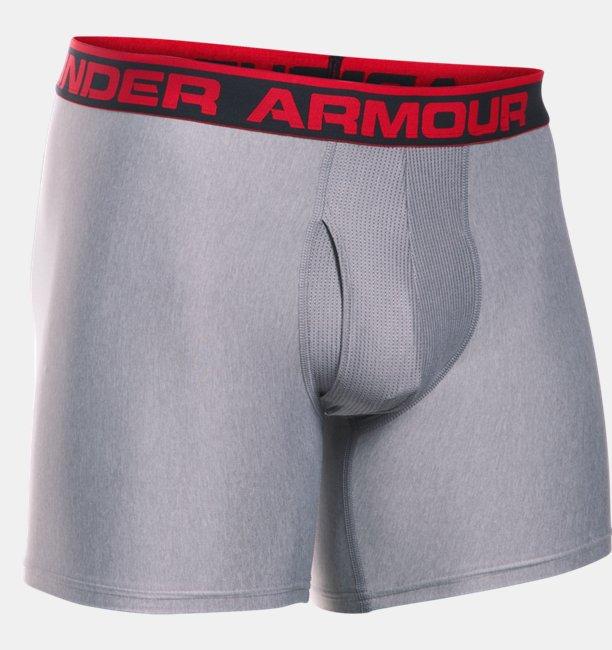 【アウトレット】UAオリジナルシリーズ6インチボクサージョック(アンダーウェア/MEN)