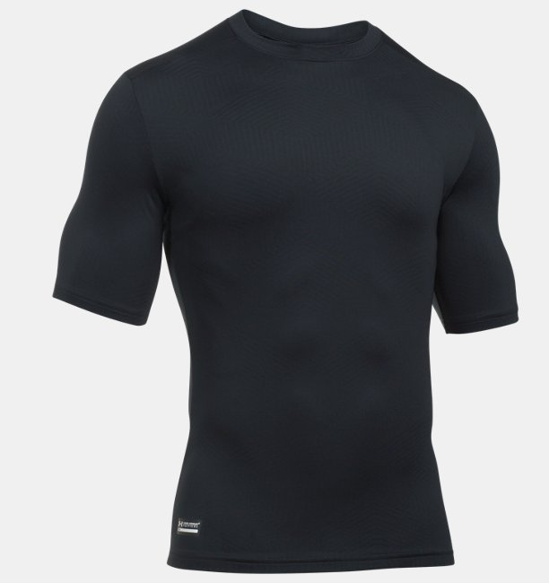 Mens ColdGear® Infrared Tactical Short Sleeve