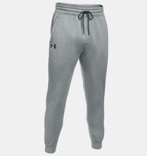 Mens UA Storm Icon Tracksuit Bottoms