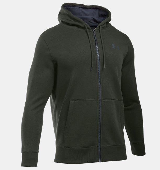 c676de6bd Men's UA Storm Rival Fleece Zip Hoodie | Under Armour UK