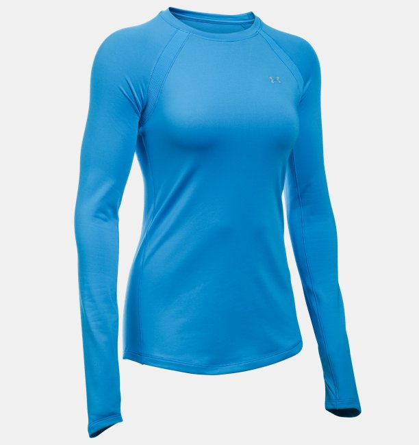 Womens UA ColdGear® Long Sleeve