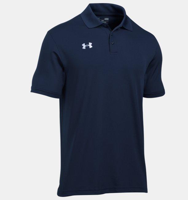 Camisa Polo UA Performance Team Masculina