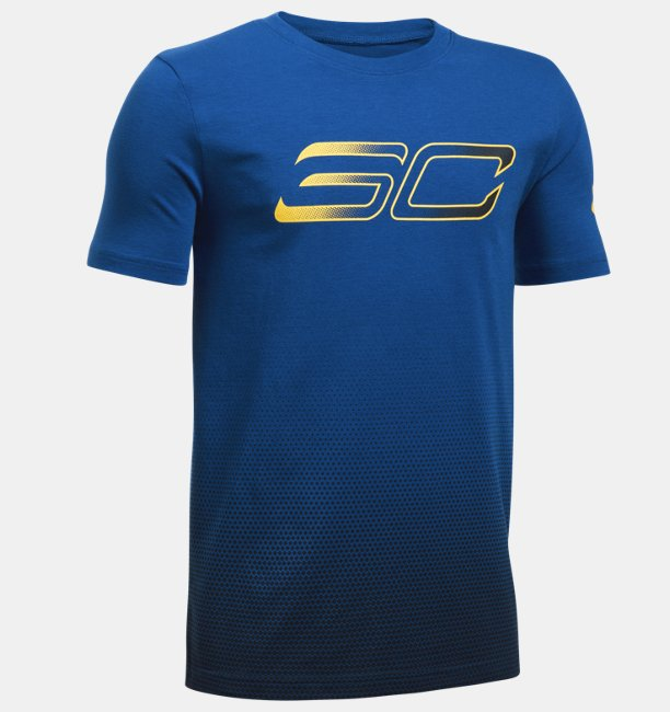Camiseta SC30 Player Fade - Infantil Masculina