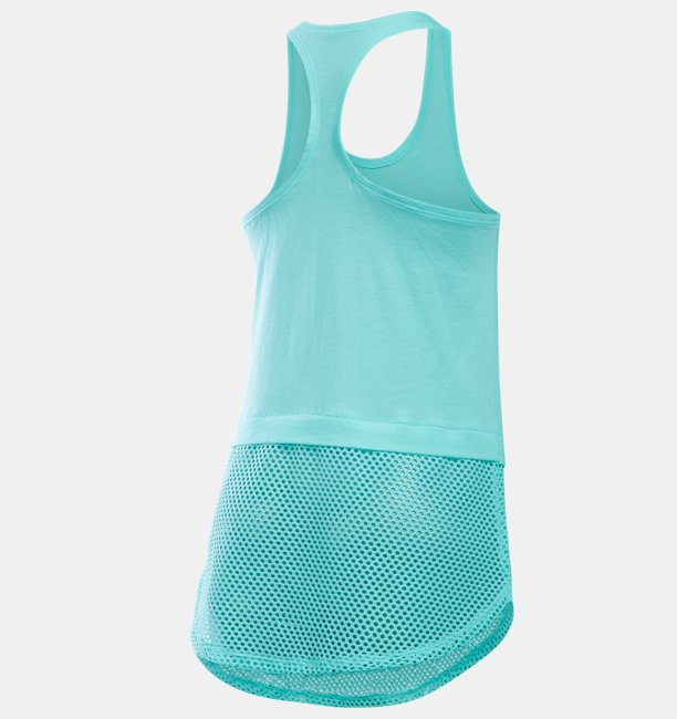 Girls UA Studio Tank