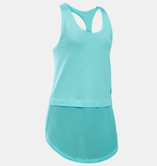 Girls' UA Studio Tank