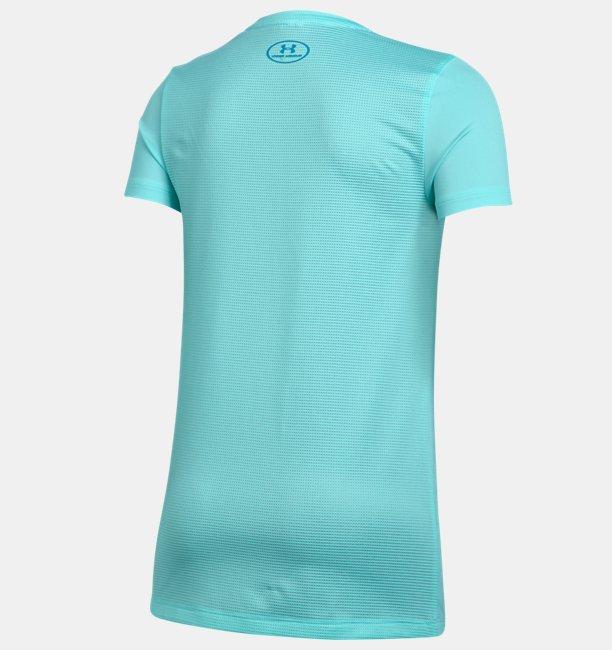Camiseta de Treino Infantil Feminina Under Armour