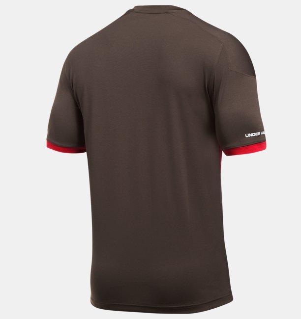 Camisa St. Pauli Oficial Masculina  9320a1da2d9b8