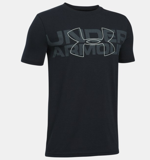 Boys UA Duo Armour T-Shirt