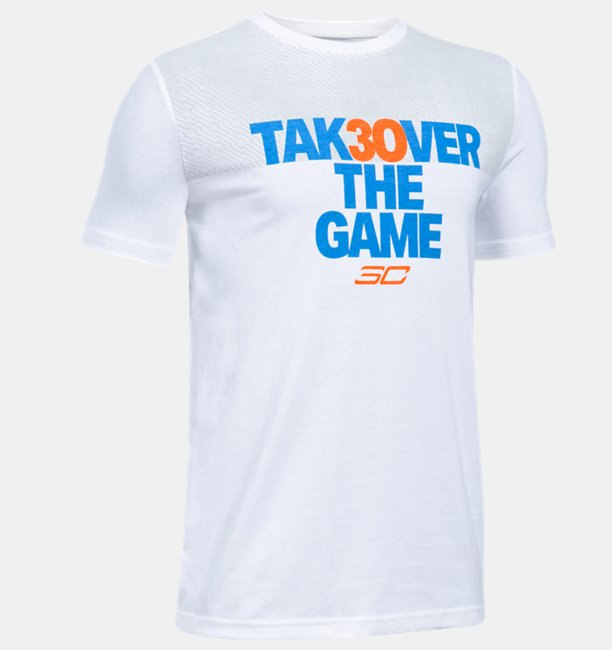 Boys SC30 Takeover T-Shirt