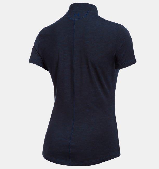 Kadın UA Threadborne™ Zip Polo Üst