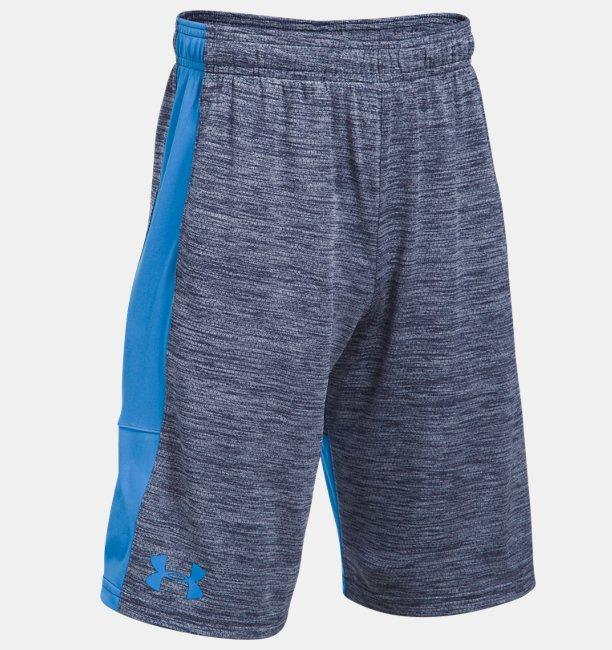 Boys UA Stunt Printed Shorts