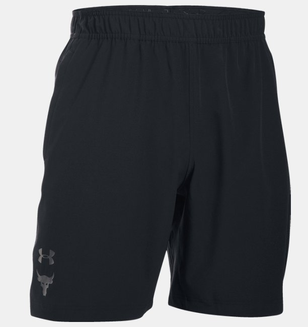 Mens Project Rock Vortex Shorts