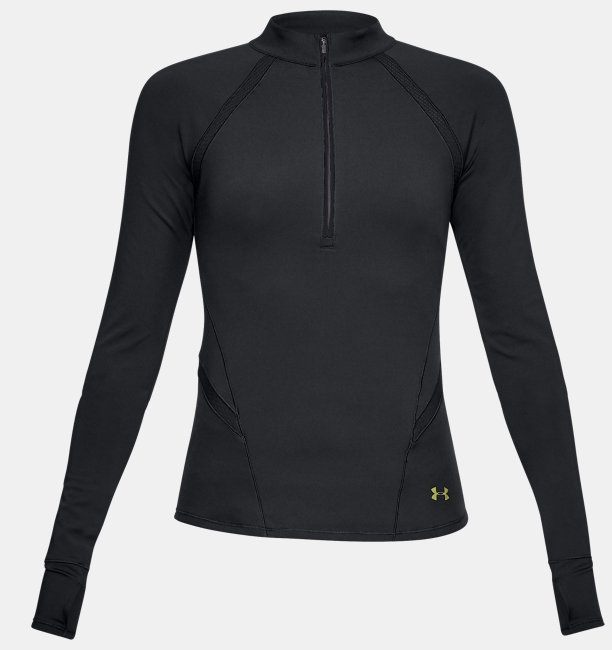 Womens UA Breathelux ½ Zip