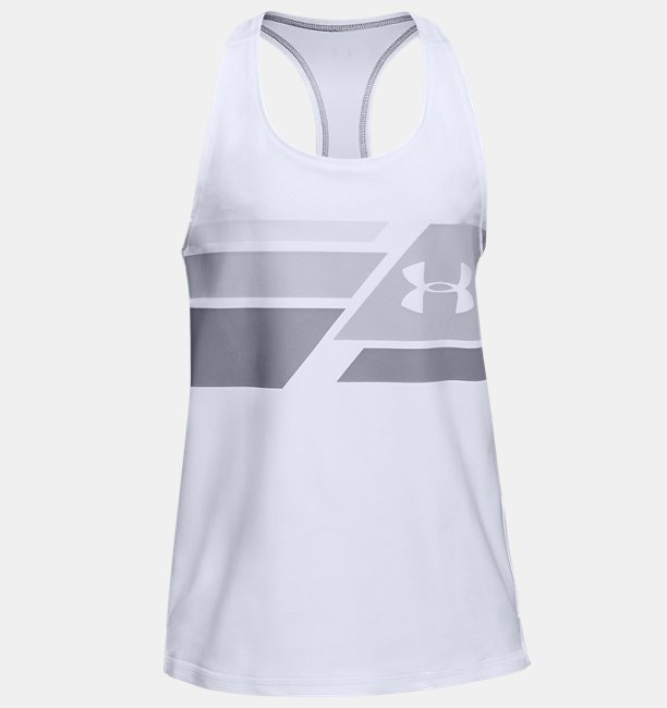 Girls HeatGear® Armour Tank