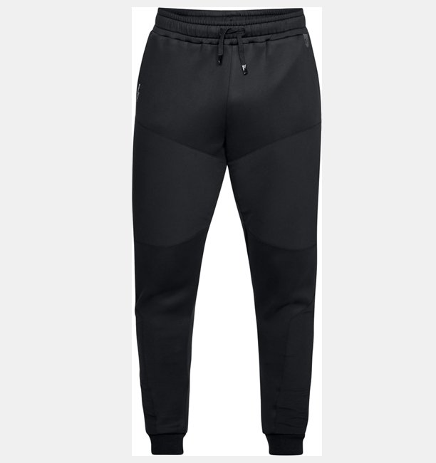 Mens UA Unstoppable GORE® WINDSTOPPER® Tapered Knit Pants