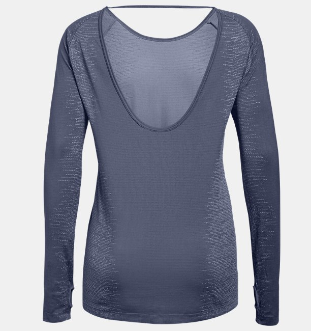 Womens UA Vanish Seamless Long Sleeve