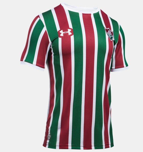 Mens Fluminense FC Replica Jersey