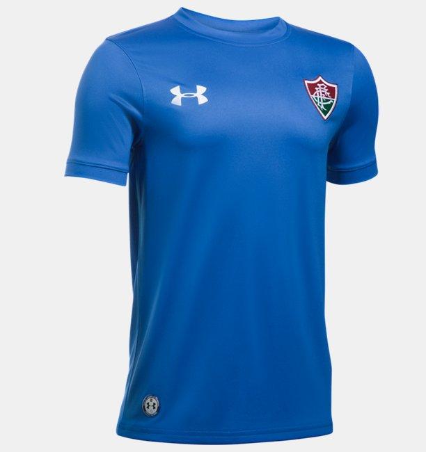 Camisa Fluminense FC Oficial 17/18 Infantil