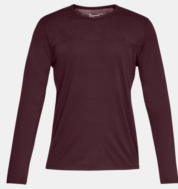 Mens UA Siro Elite Long Sleeve